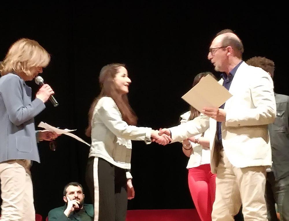 Premiazione Certame Carabba